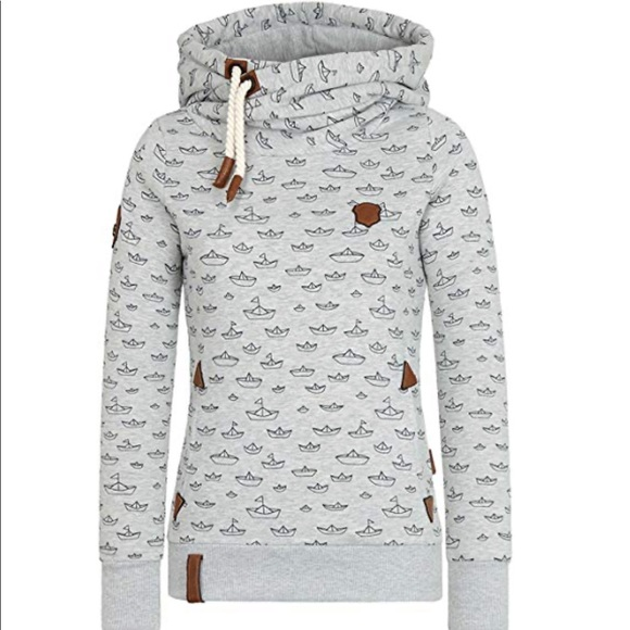 Naketano woman's hoodie NWT